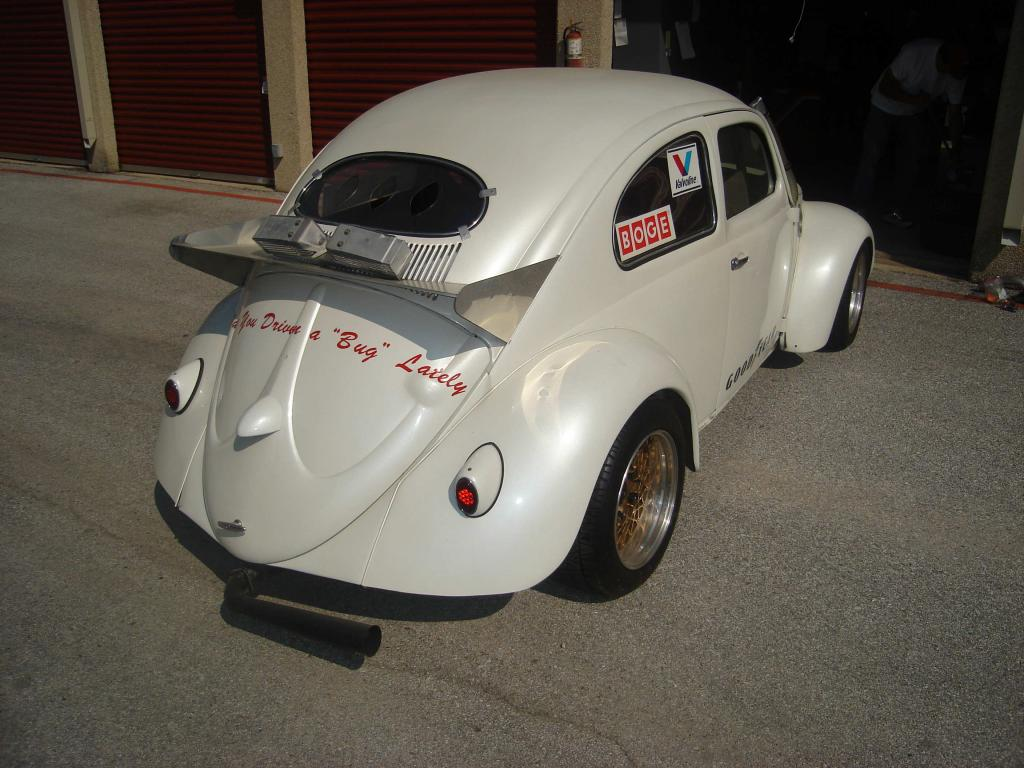 c6be4bfa3d9235 Description  1956 VW Vintage road racer with the original Tar Babe chassis  Original 1956 Oval window Championship winning VW ...