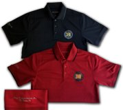 Tipped Collar Golf Shirt