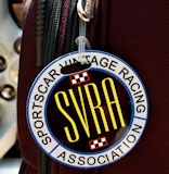 SVRA Luggage Tag