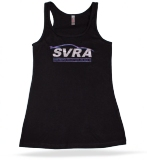 Ladies Sparkle Tank (Black)