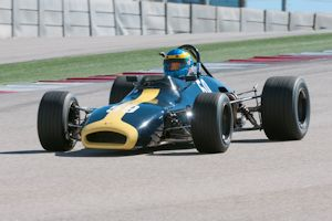 69 Brabham BT-29  Marc Giroux  No 59 (3)